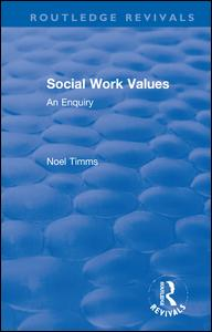 Social Work Values