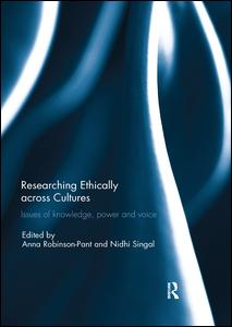 Researching Ethically across Cultures