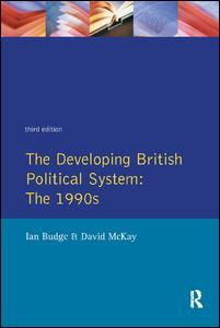 The Developing British Political System