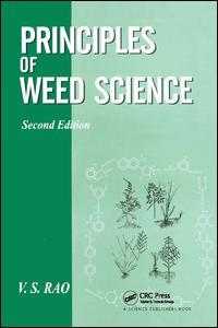 Principles of Weed Science