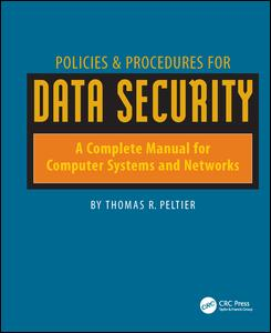 Policies and Procedures for Data Security