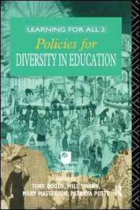 Policies for Diversity in Education