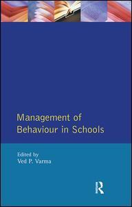 Management of Behaviour in Schools