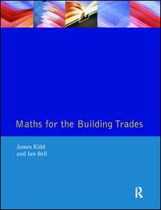 Maths for the Building Trades