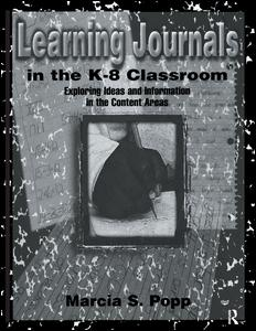 Learning Journals in the K-8 Classroom