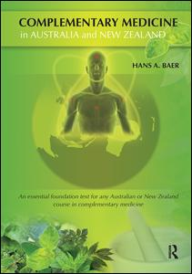 Complementary Medicine in Australia and New Zealand