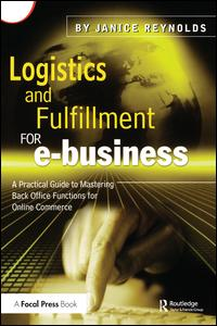 Logistics and Fulfillment for e-business