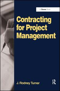 Contracting for Project Management