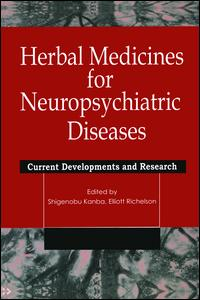 Herbal Medicines for Neuropsychiatric Diseases