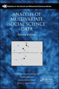 Analysis of Multivariate Social Science Data