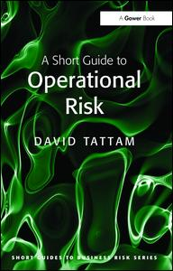 A Short Guide to Operational Risk