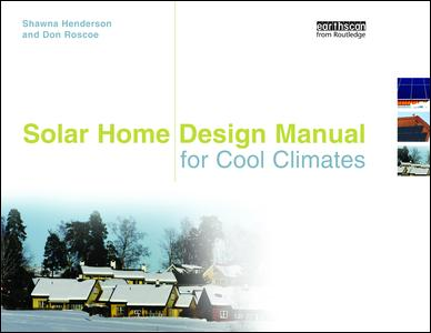 Solar Home Design Manual for Cool Climates