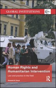 Human Rights and Humanitarian Intervention