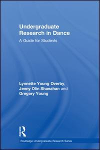 Undergraduate Research in Dance