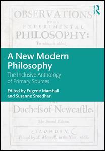 A New Modern Philosophy