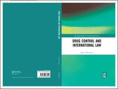 Drug Control and International Law