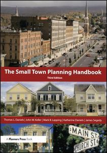 Small Town Planning Handbook, 3rd ed.