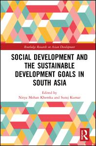 Social Development and the Sustainable Development Goals in South Asia