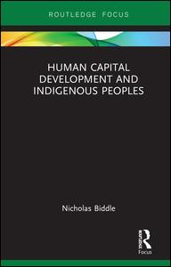 Human Capital Development and Indigenous Peoples