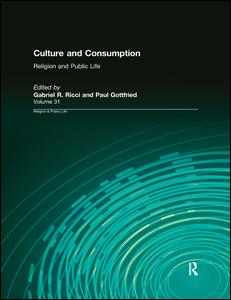 Culture and Consumption