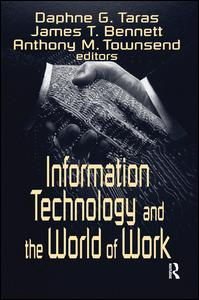 Information Technology and the World of Work
