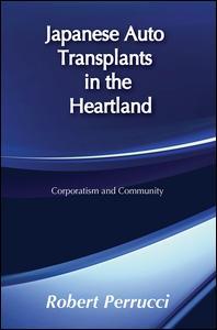 Japanese Auto Transplants in the Heartland