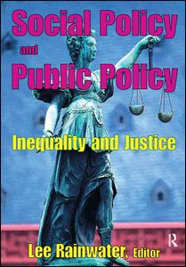 Social Policy and Public Policy