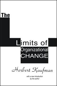 The Limits of Organizational Change