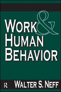 Work and Human Behavior