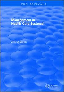 Management In Health Care Systems (1984)