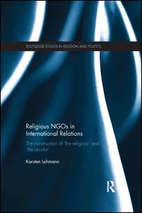 Religious NGOs in International Relations
