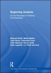 Beginning Analysis