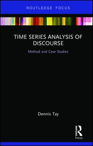 Time Series Analysis of Discourse