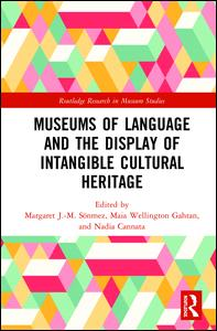 Museums of Language and the Display of Intangible Cultural Heritage