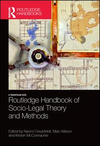 Routledge Handbook of Socio-Legal Theory and Methods