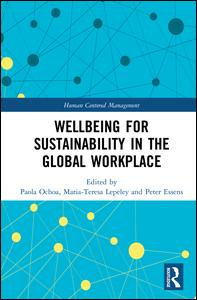 Wellbeing for Sustainability in the Global Workplace
