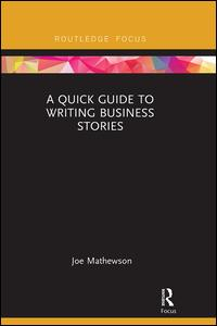 A Quick Guide to Writing Business Stories