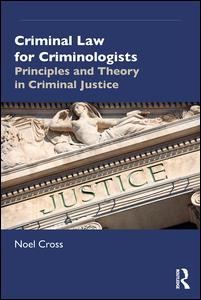 Criminal Law for Criminologists