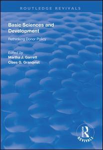 Basic Sciences and Development