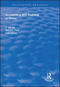 Accounting and Auditing in China