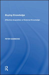 Buying Knowledge