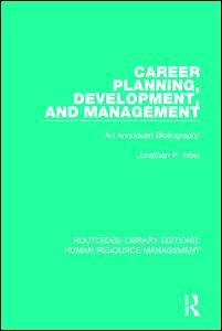 Career Planning, Development, and Management
