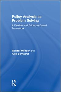 Policy Analysis as Problem Solving