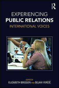 Experiencing Public Relations