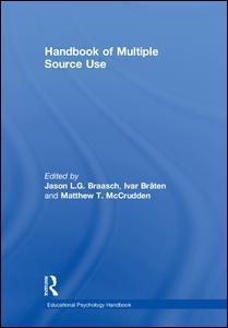 Handbook of Multiple Source Use