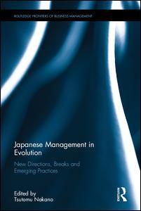 Japanese Management in Evolution
