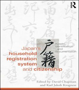 Japan's Household Registration System and Citizenship