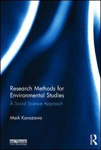 Research Methods for Environmental Studies