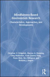 Mindfulness-Based Intervention Research