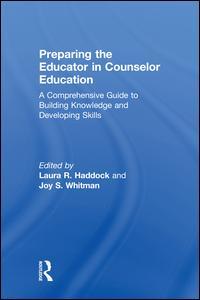 Preparing the Educator in Counselor Education